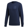 adidas Manchester United Graphic Sweat Top 2018/19