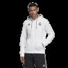 Kapucnis felső adidas  Real Madrid FZ 2018/19