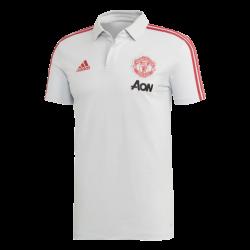 Galléros póló adidas Manchester United 2018/19