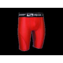 Elasztikus alsónadrág Alpas - piros