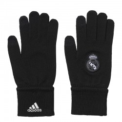 Pletené rukavice adidas Real Madrid