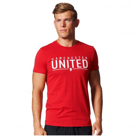 adidas Manchester United Graphic Tee Better