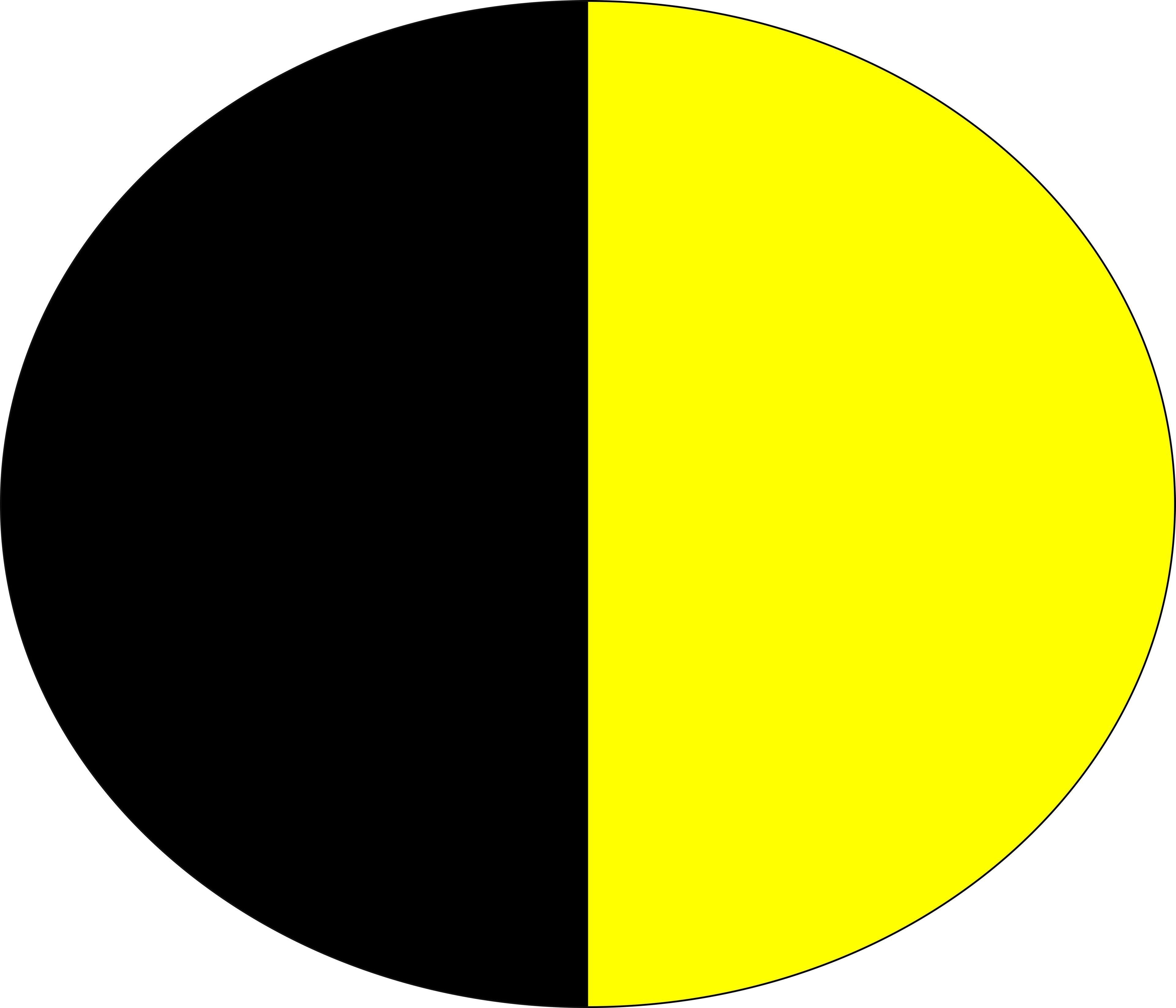 Čierna/žltá